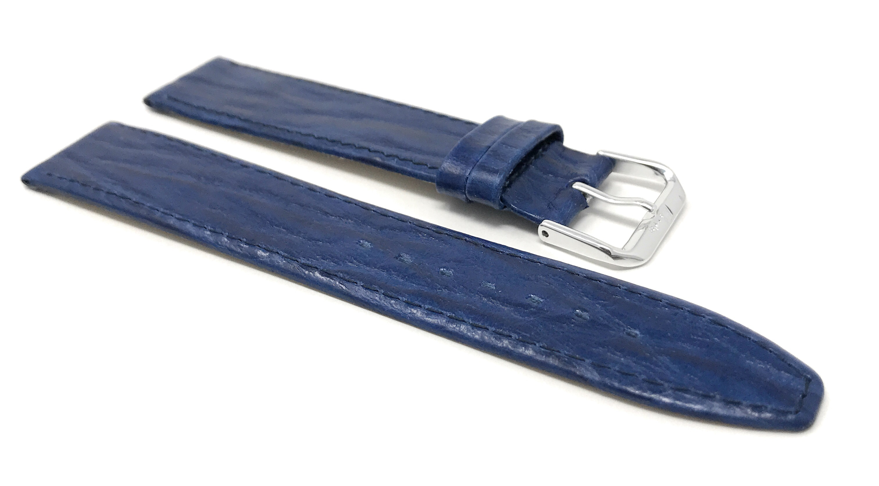 Bandini-Watch-Band-Leather-Strap-Semi-Glossy-10mm-20mm-Extra-Long-Also thumbnail 11