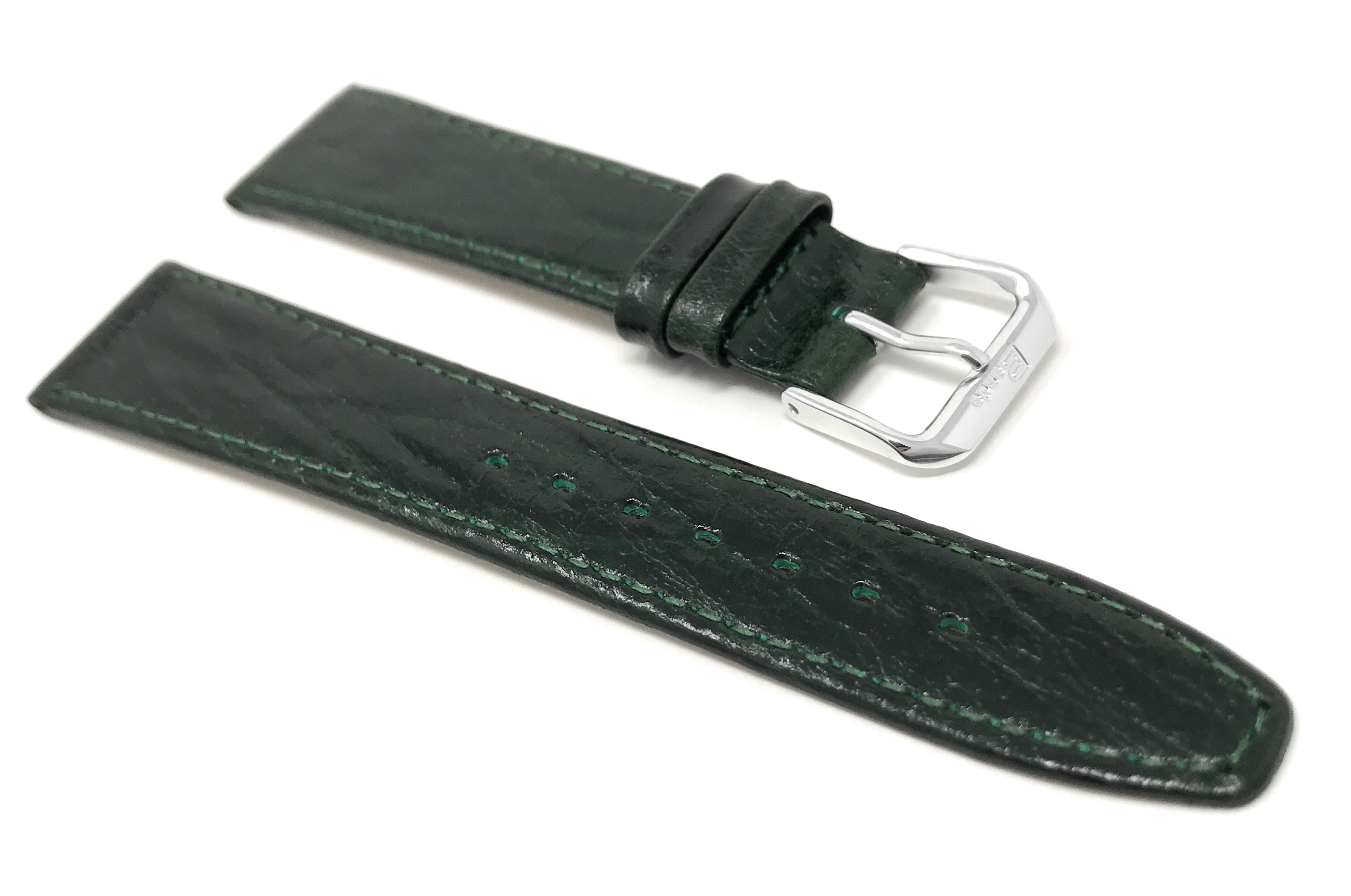 Bandini-Watch-Band-Leather-Strap-Semi-Glossy-10mm-20mm-Extra-Long-Also thumbnail 19