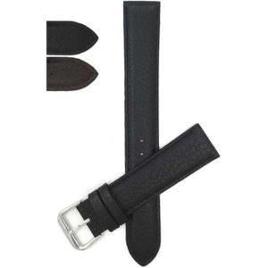 Bandini 202XXL | Womens Double Extra Long (XXL) Watch Strap, Leather, Padded, Buffalo Pattern