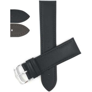 Bandini 423 | Mens Leather Strap, Semi-Padded, Stitching