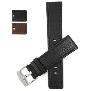Bandini 511 | Square Tip Leather Watch Strap for Men