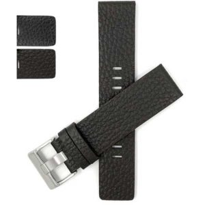 Bandini 514 | Mens 22mm Leather Watch Replacement Band for Diesel Watches